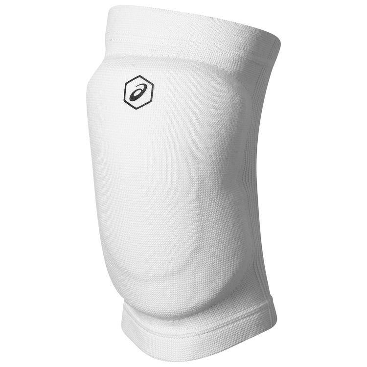 słodkie tanie zasznurować online tutaj Ochraniacze-nakolanniki siatkarskie Asics białe