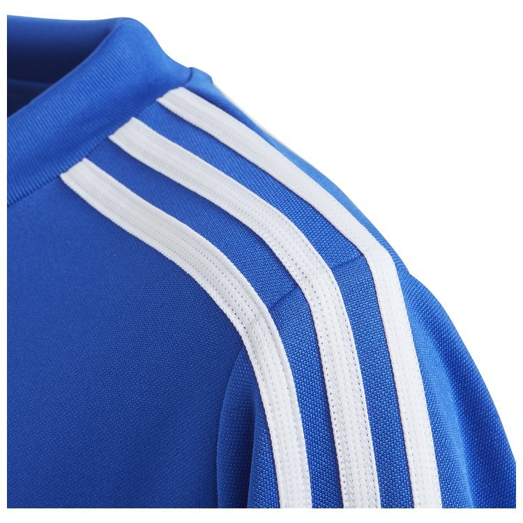 adidas bluza niebieska