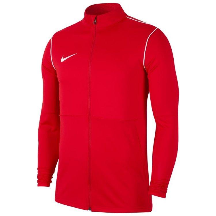 czerwona bluza nike meska treningowa