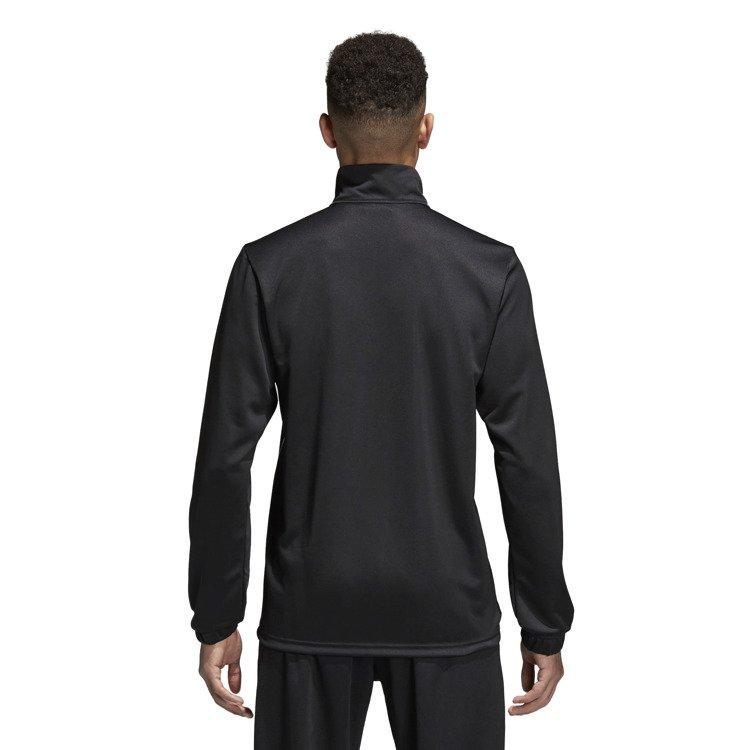 Bluza męska adidas Core 18 czarna bez kaptura sklep