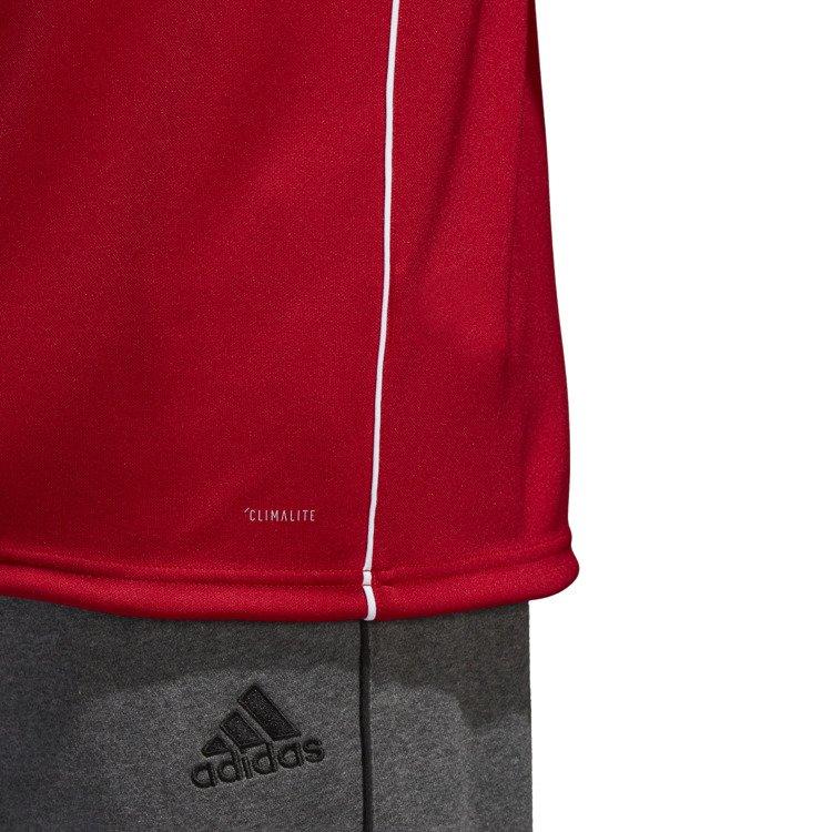 Bluza męska Core 18 Training Top Adidas (czerwona) sklep