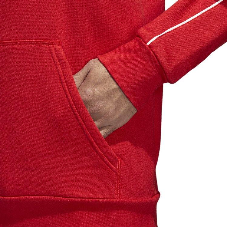 adidas bluza męska czerwona