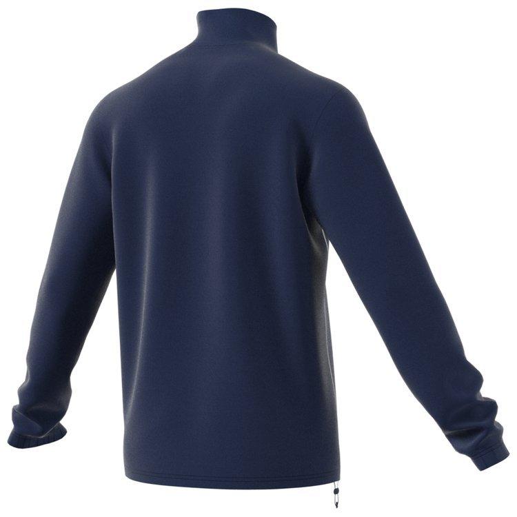 Bluza męska adidas Core 18 granatowa na zamek sklep