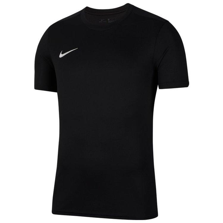 Koszulka męska Nike PARK VI DRI FIT czarna sportowa, piłkarska