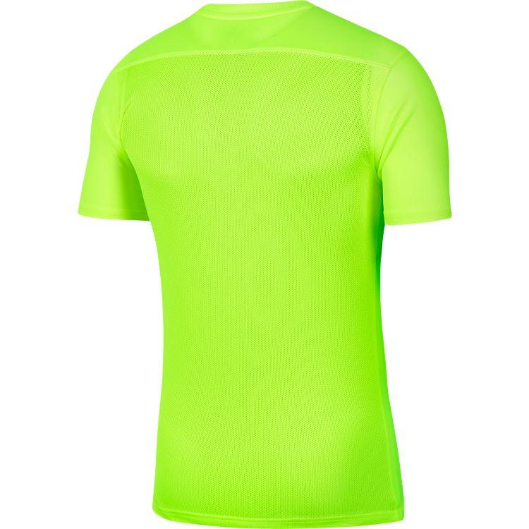 neonowa zielona bluza nike