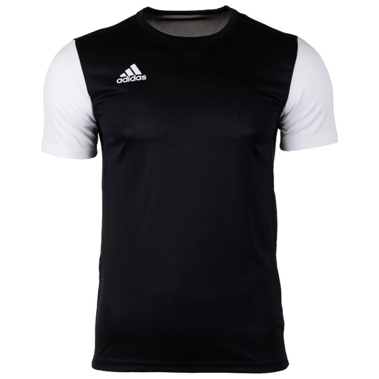 Koszulka męska Estro 19 Adidas (czarna) sklep internetowy