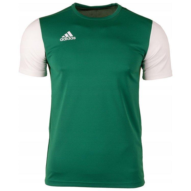 650f9172634ea2 Koszulka męska adidas ESTRO 19 zielona poliestrowa - sklep sportowy ...