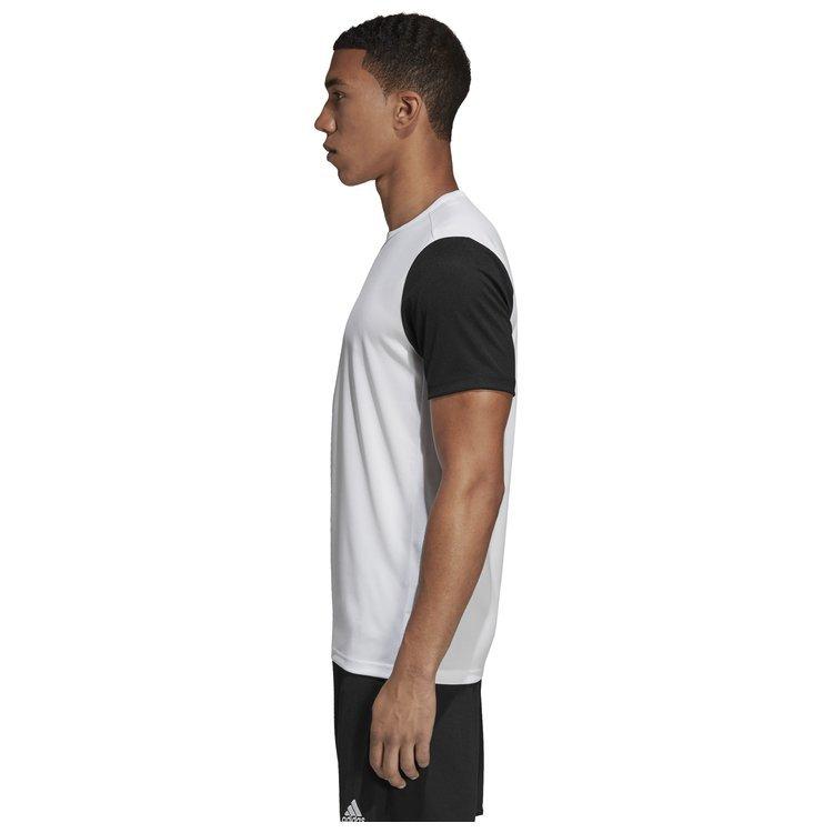 Koszulka męska adidas Estro 19 biała piłkarska, sportowa