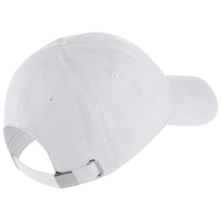 kupuję teraz dobry sprzedaż usa online Czapka z daszkiem Nike Heritage 86 biała bejsbolówka