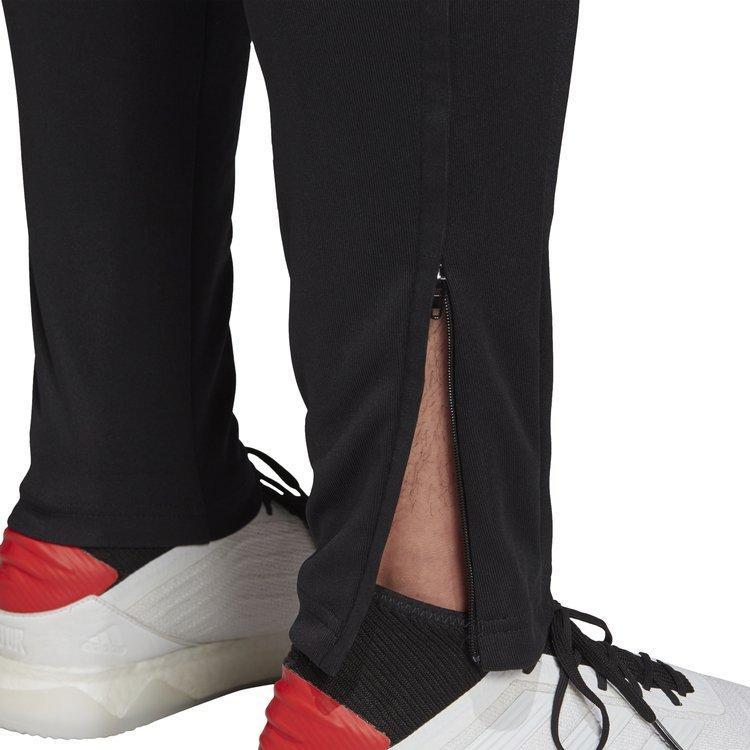 Spodnie dresowe męskie adidas Condivo 18 czarne poliestrowe