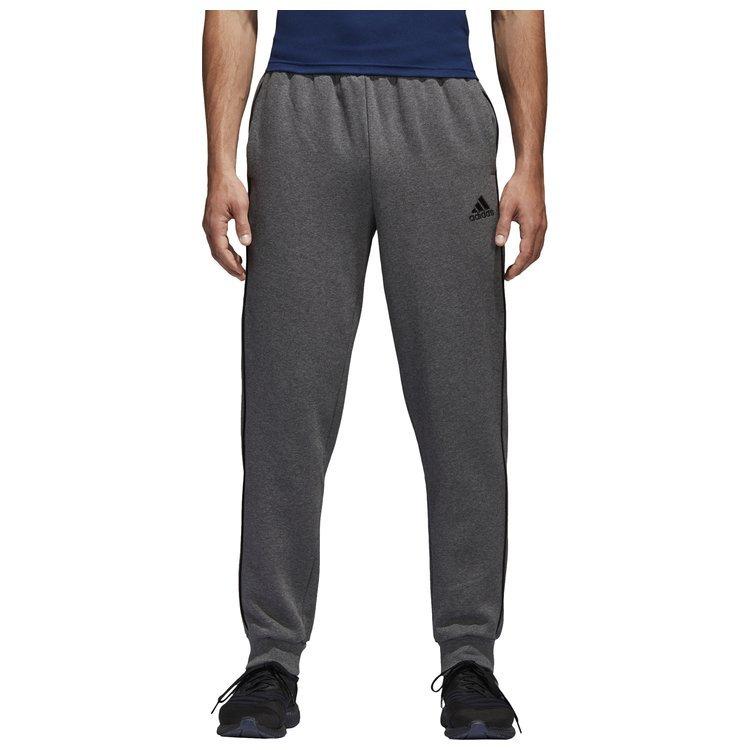 sprawdzić niesamowity wybór najlepiej autentyczne Spodnie dresowe męskie adidas Core 18 szare bawełniane ...
