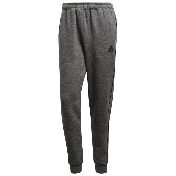 buty na codzień autoryzowana strona brak podatku od sprzedaży Spodnie dresowe męskie adidas Core 18 szare bawełniane ...