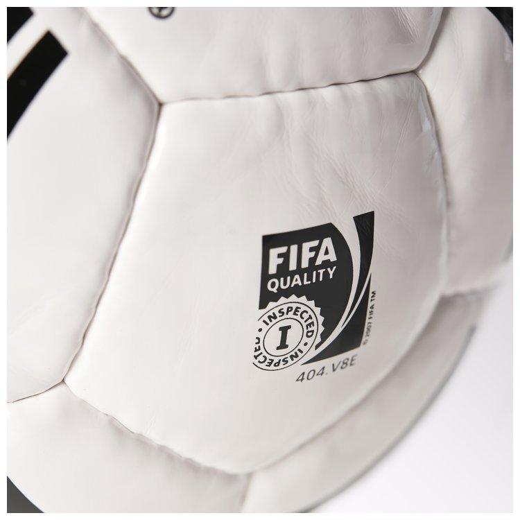 0b3927a25 ... Piłka nożna adidas Tango Rosario czarno-biała treningowa meczowa ...