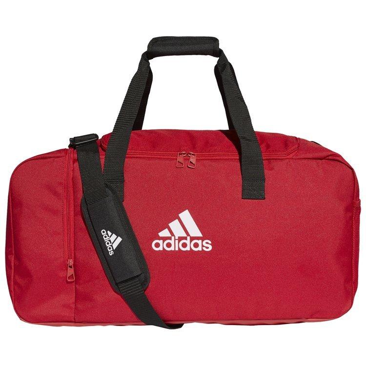 e845ffe57 ... Torba sportowa adidas TIRO czerwona na ramię treningowa średnia ...
